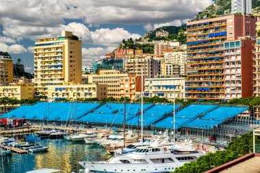 Preparation to Formula 1 Monaco Grand Prix