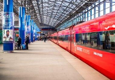 Aeroexpress Trains