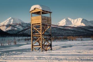 Nalychevo Nature Park. Far East, Kamchatka. Russia