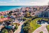 Fotografie Beautiful view of Torremolinos coast. Malaga, Spain