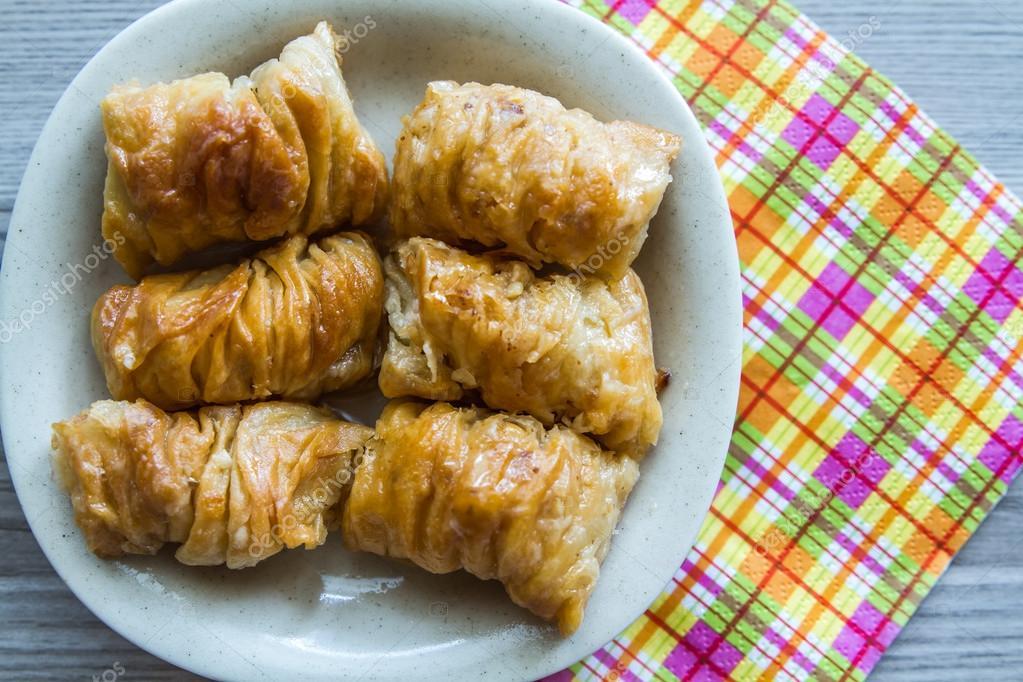 Turkische Pistazien Kuchen Dessert Stockfoto C Hskoken 50520529