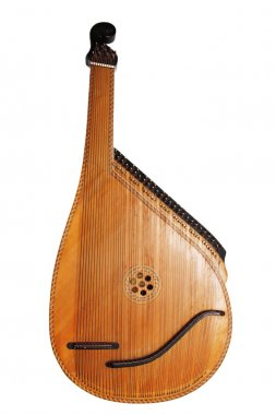 Musical instrument bandura