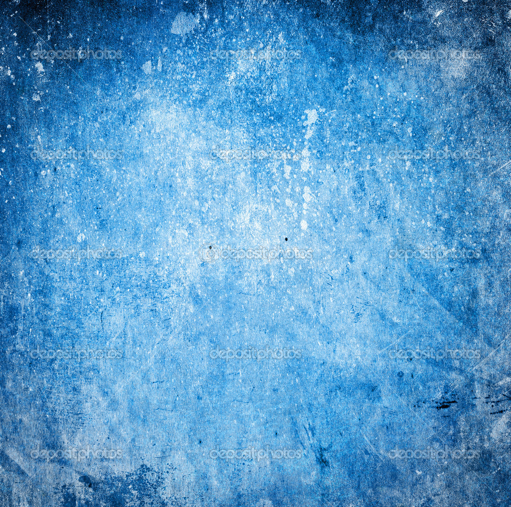 Grunge Blue background exclusive photo