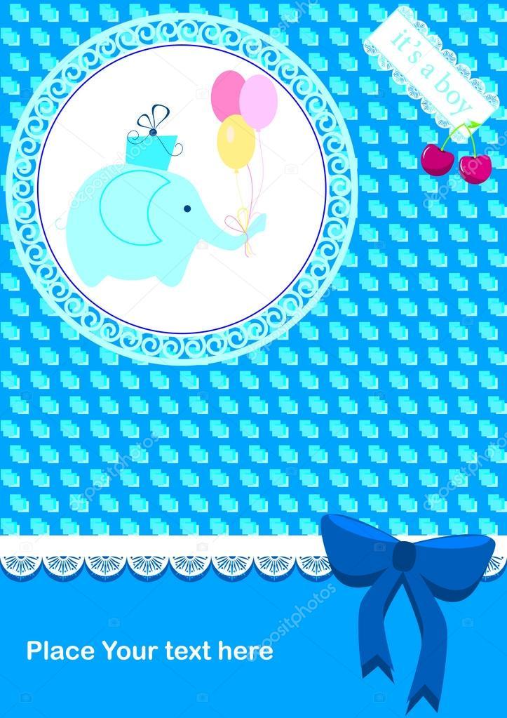 Tarjetas Baby Shower Para Modificar E Imprimir Ilustracion De