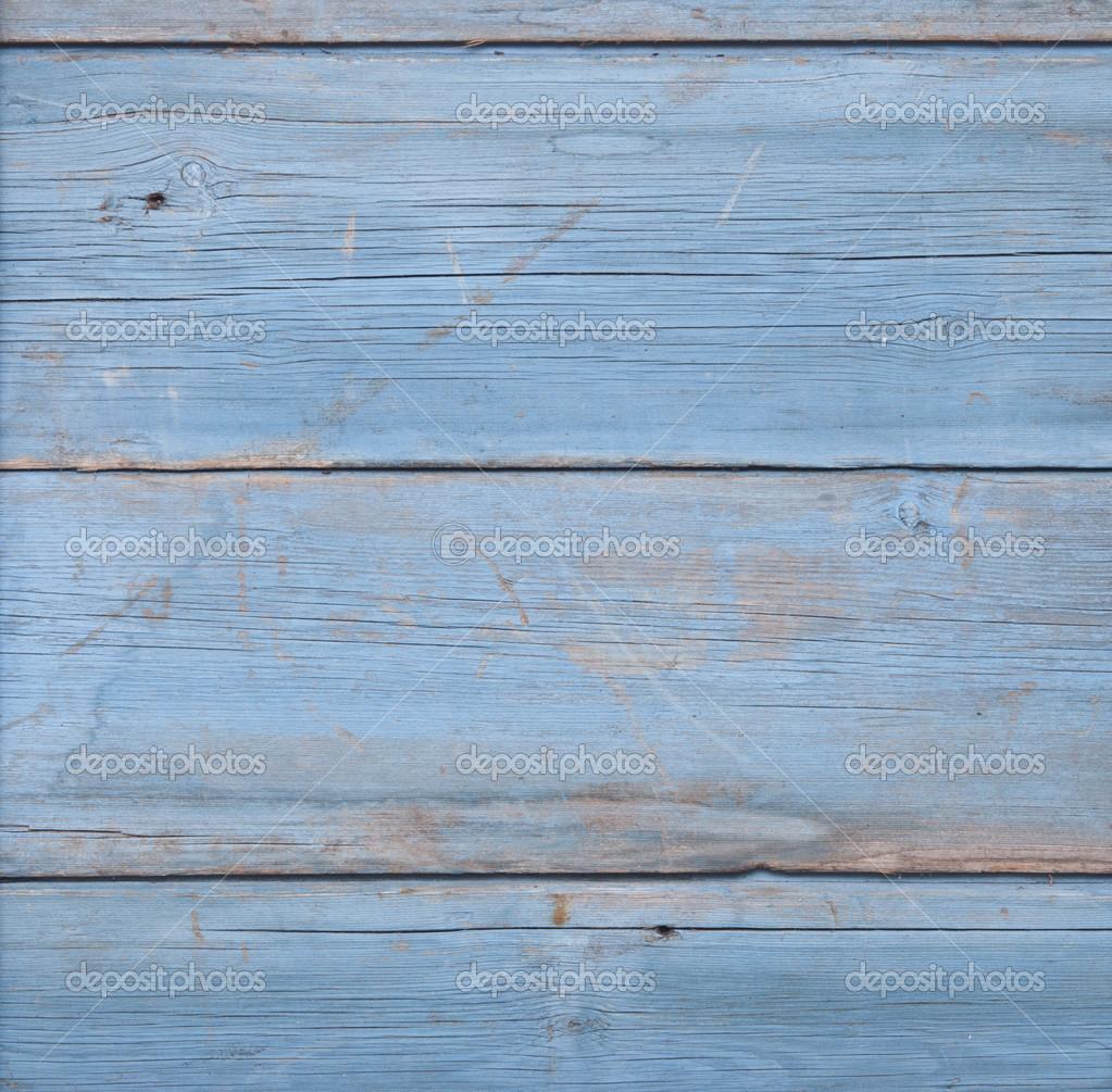 Wand aus Holzbohlen mit malen Spuren — Stockfoto © inxti74 #34973057