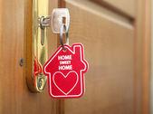 Klíč s názvem domácí