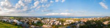 Panoramic view of Protaras
