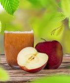 Čerstvý džus mix ovoce