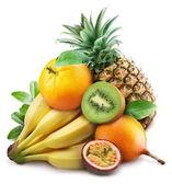 Fotografie Exotic fruits.