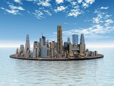 City in the Sea