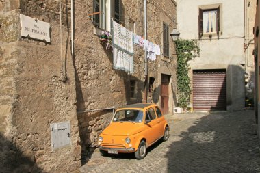 The small symbol of Italy