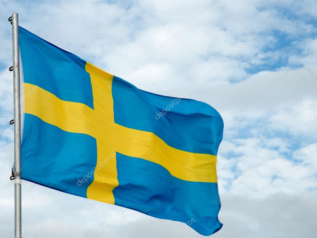 Αποτέλεσμα εικόνας για σουηδικη σημαια