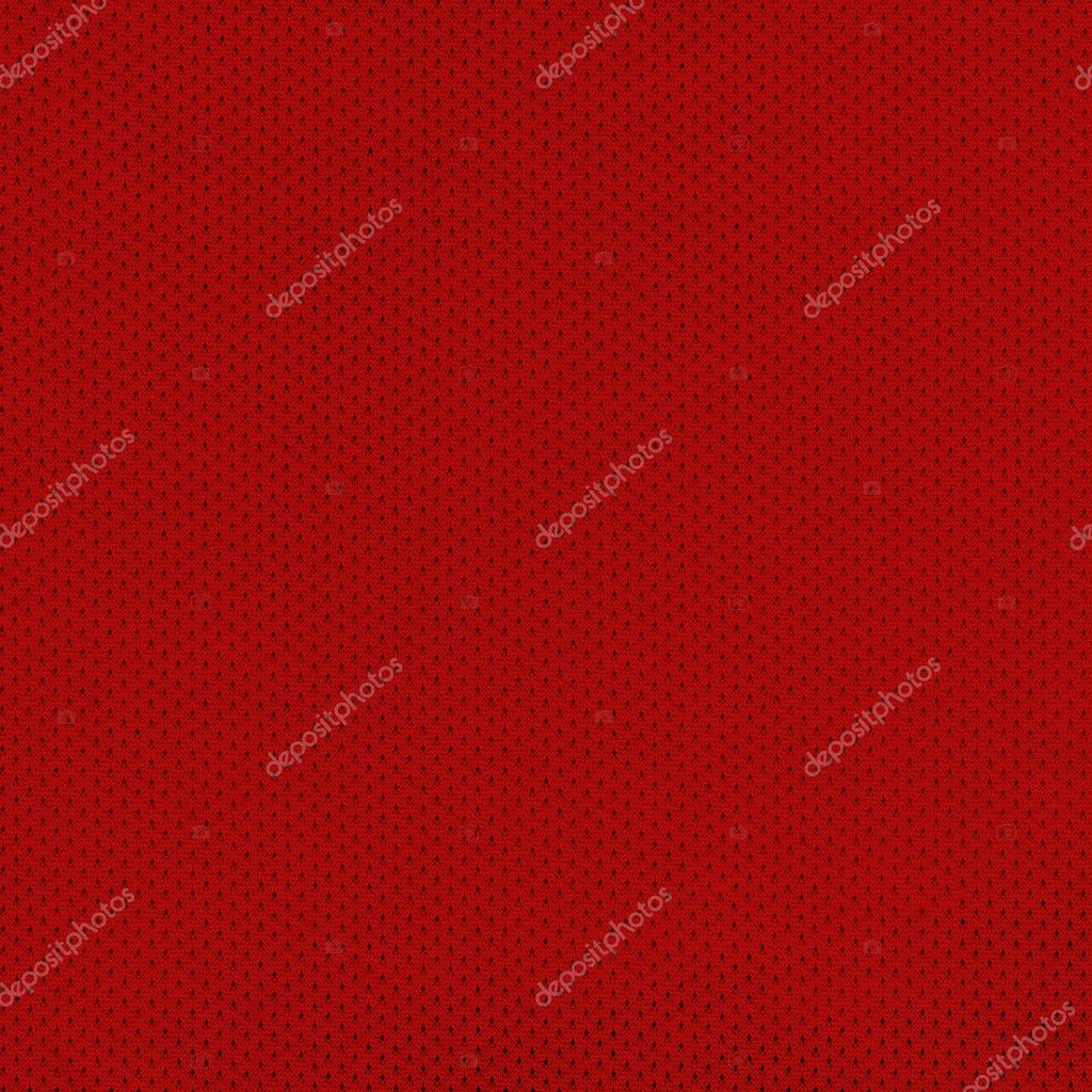 Red Jersey Mesh