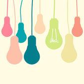 žárovka idea