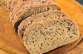 Plátky chleba na palubní desku