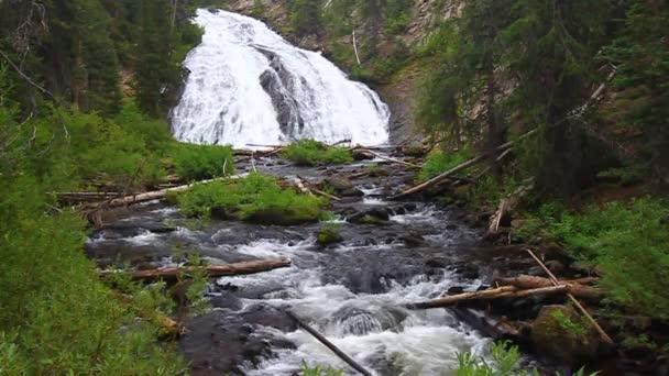 Virginia Cascade Yellowstone