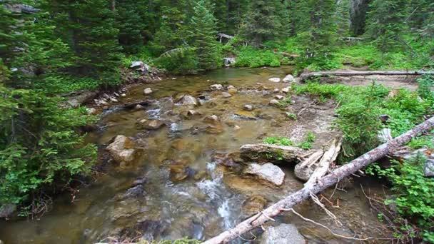 velké týpí creek v wyoming