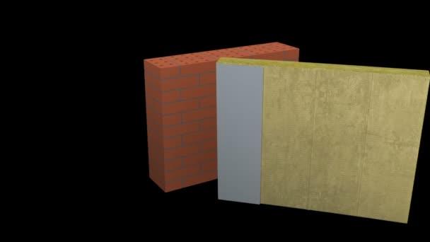 izolace fasády pomocí minerální vlny