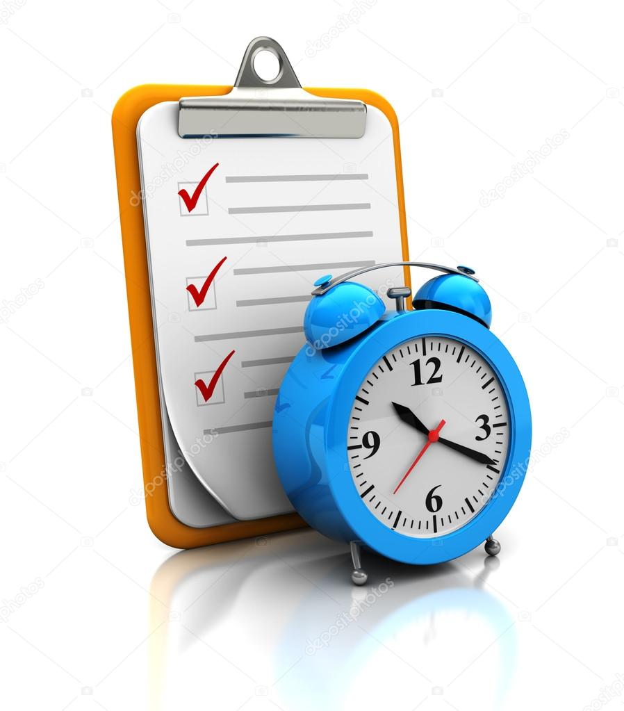 clipboard with clock stock photo mmaxer 14750317 rh depositphotos com clipboard with clock amazon clipboard with clock timer