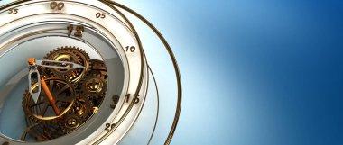 clockworks background