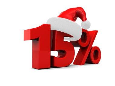 fifteen percent discount