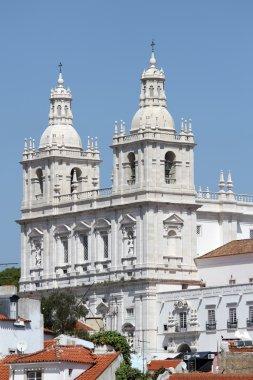 Sao Vicente de Fora in Lisbon