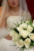 Fotografie Braut am Tag Hochzeit