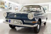 BMW 700 (1964) v bmw muzeum, Mnichov