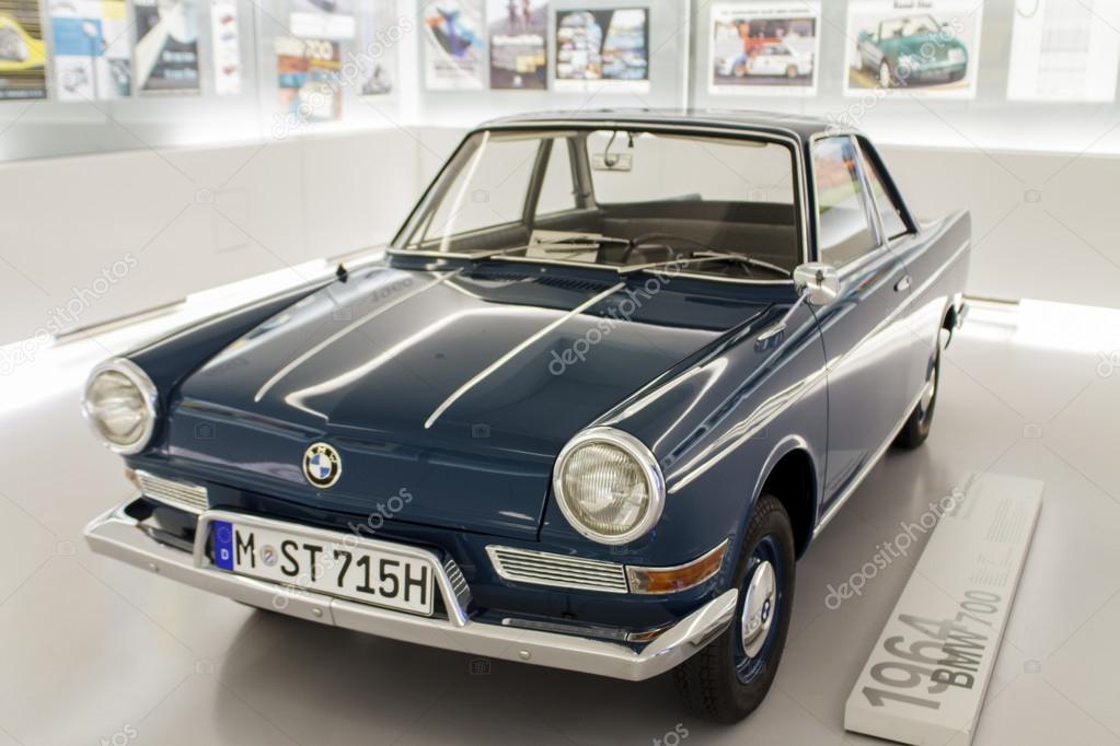 BMW 700 (1964) in BMW Museum, Munich