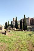 římské fórum