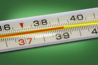 High body temperature