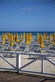 Fotografie sicilské pláži