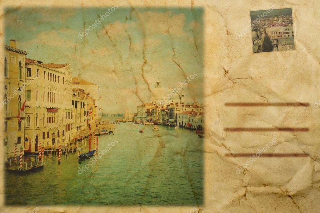 Поздравления, открытка из италия
