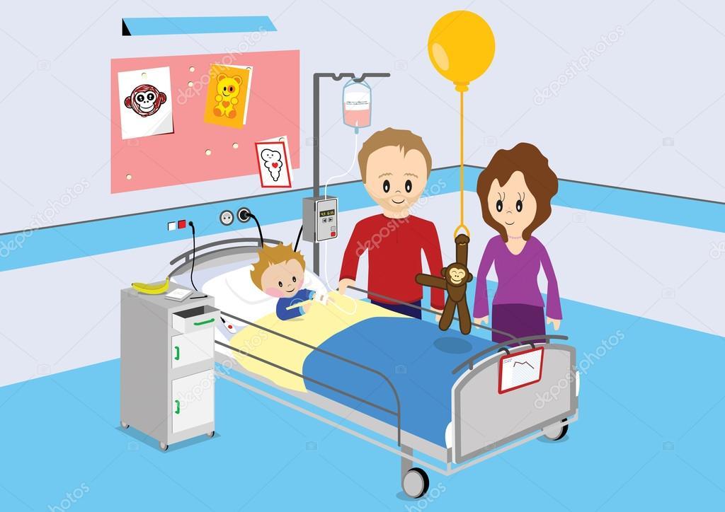 Больница в картинках для детей, день рождения