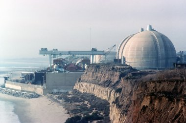 Nuclear Power Plant San Onofre