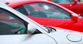 Photo sports cars