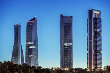 Four Towers