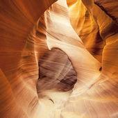 Fotografie pohled na slavné antelope canyon
