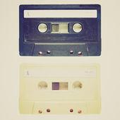 Retro vzhled pásková kazeta