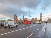 Westminster bridge, Londýn