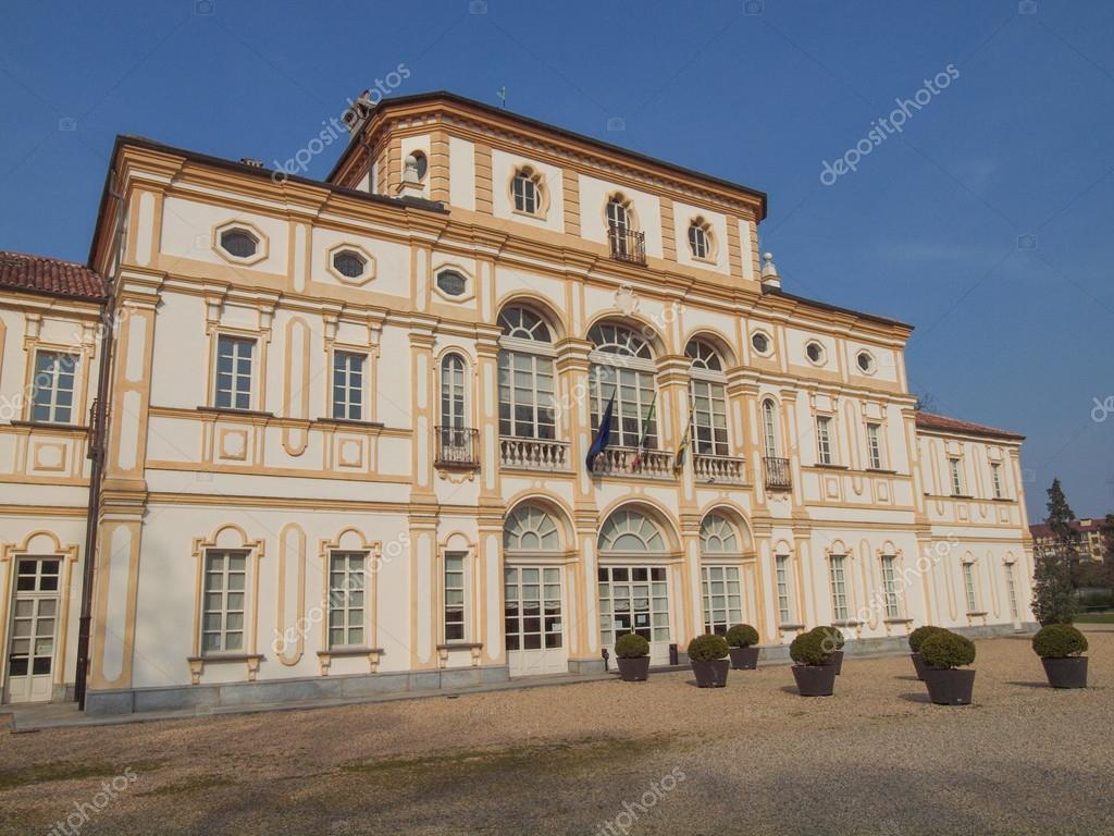 Villa La Tesoriera baroque palace from 18th century now houses the musical library