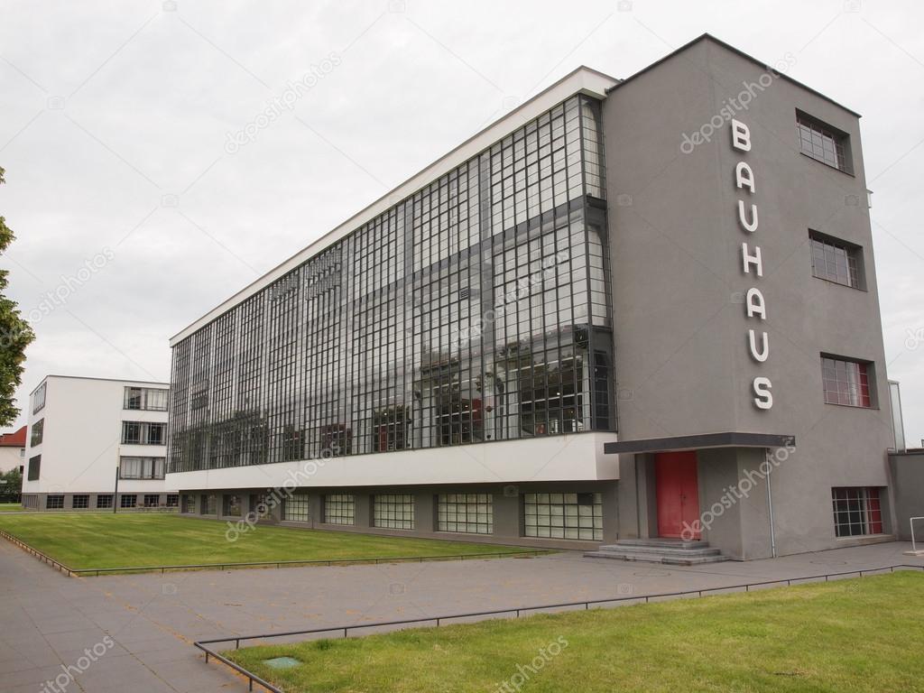 Bauhaus Dessau Foto Editoriale Stock Claudiodivizia