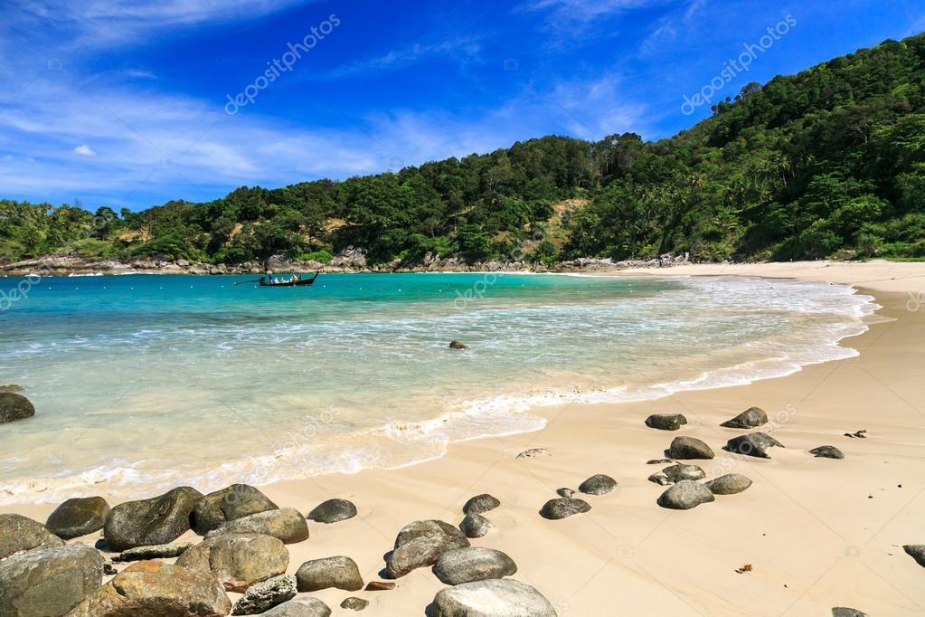 Freedom Beach Phuket Thailand Stock Photo C Dima266f 46364249