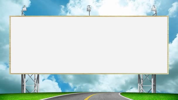 Prázdný billboard