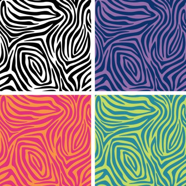 Zebra Stripes Patterns