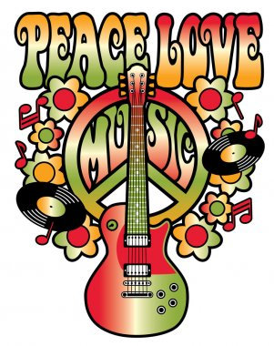 Peace, Love and Music
