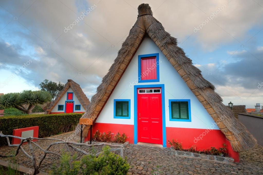 T picas casas antigas na ilha da madeira portugal - Casas de madera portugal ...