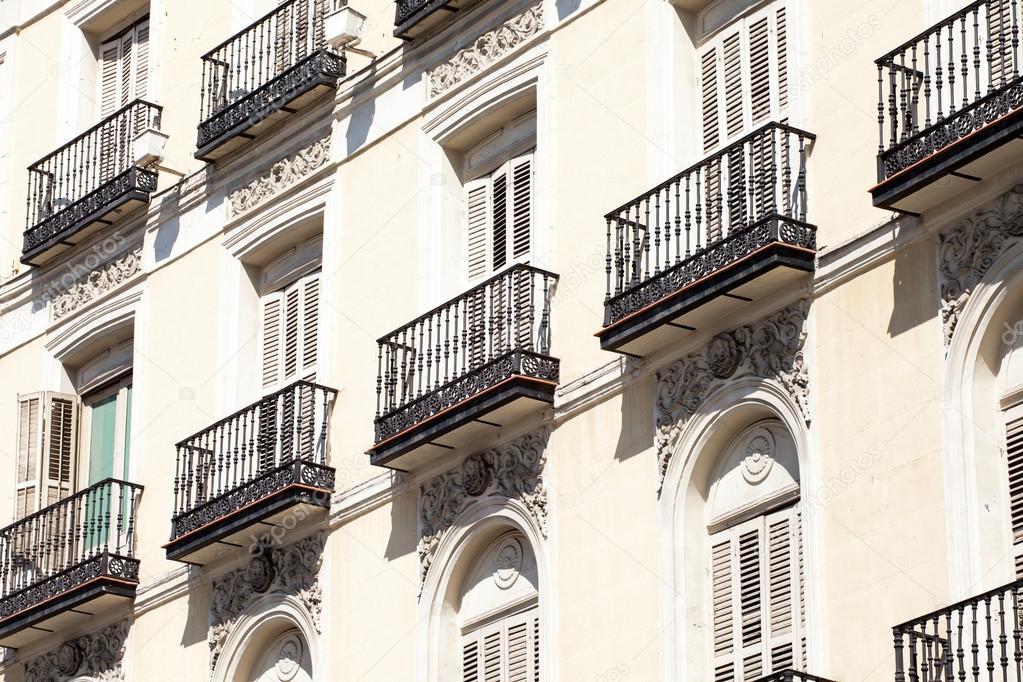 Mediterrane Architektur mediterrane architektur in spanien altbau wohnung in madrid