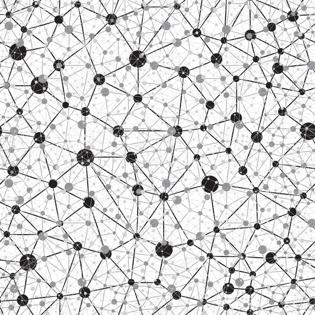 Seamlees Neural Network Background