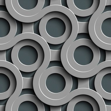 Seamless Disco Pattern